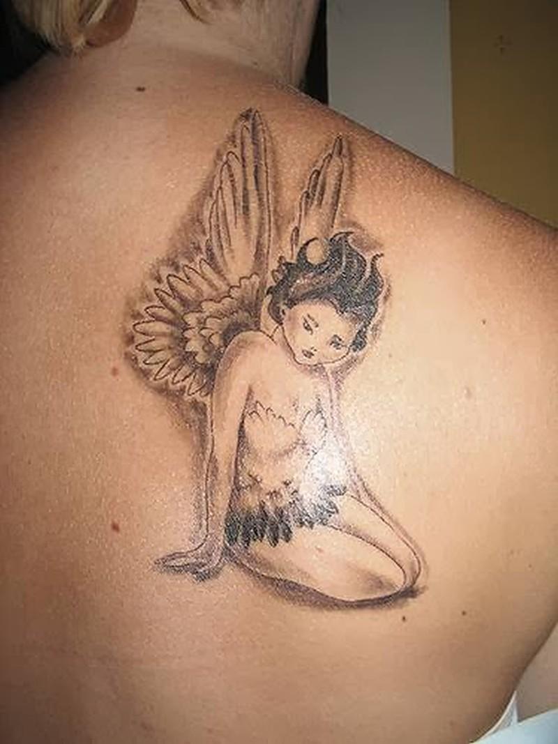 Guardian Angel Tattoo Latest Angel Tattoo Designs Tattoos Book 65 000 Tattoos Designs