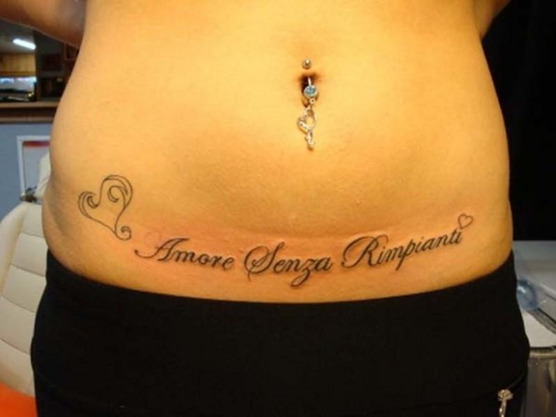 Italian Words For Tattoos