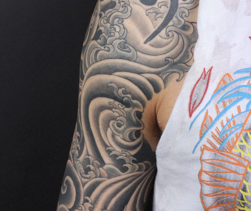 Tattoos Quarter Sleeve Ideas
