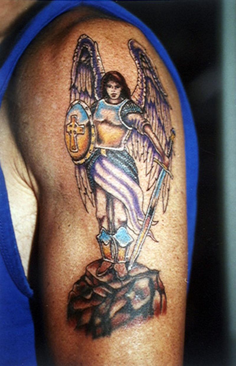 Beautiful Arms Angel Tattoo Tattoos Book 65 000 Tattoos Designs