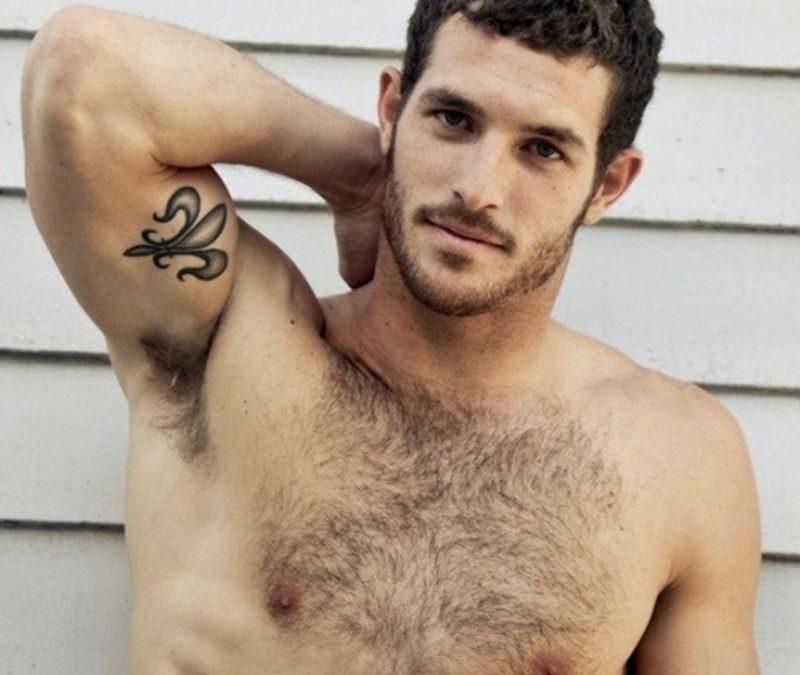 Biceps tattoo for men