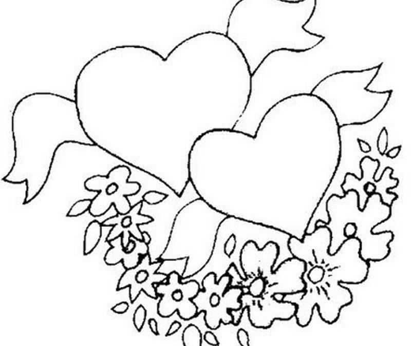 Black n white heart tattoo clip art