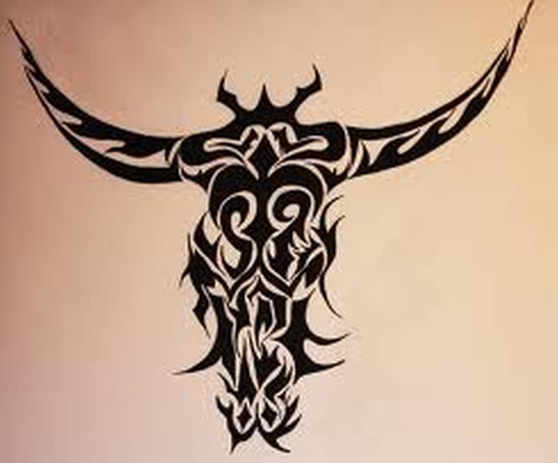 Bull tattoos and symbolisms tribal tattoo choic