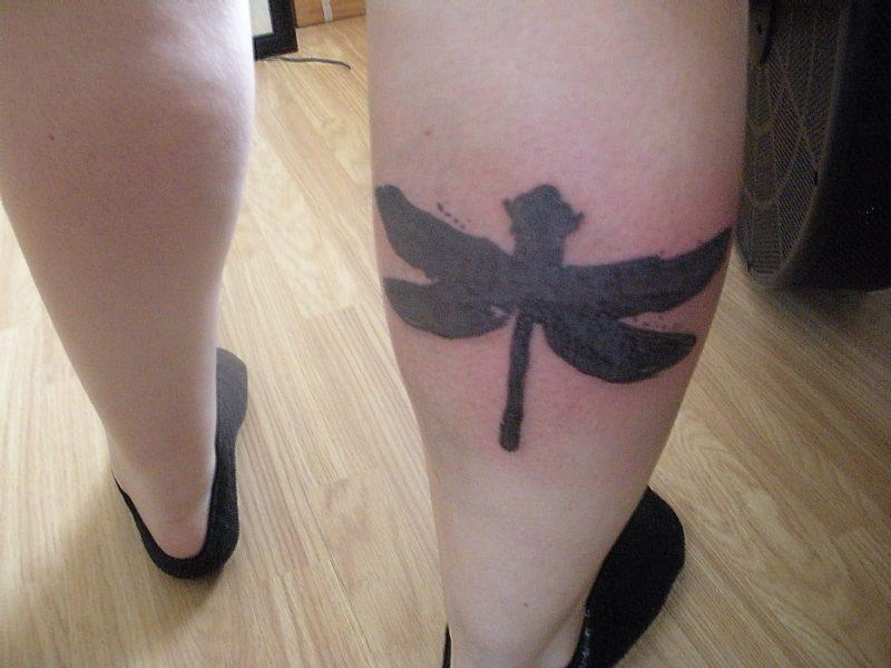Coheed dragonfly tattoo