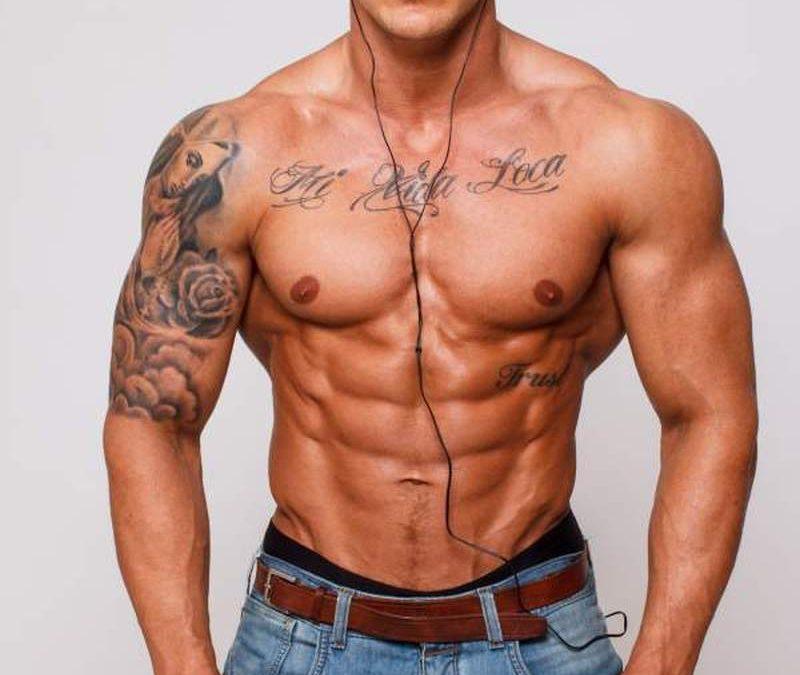 Cool half sleeve tattoo for men