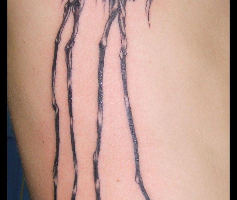 Dalis elephant tattoo design