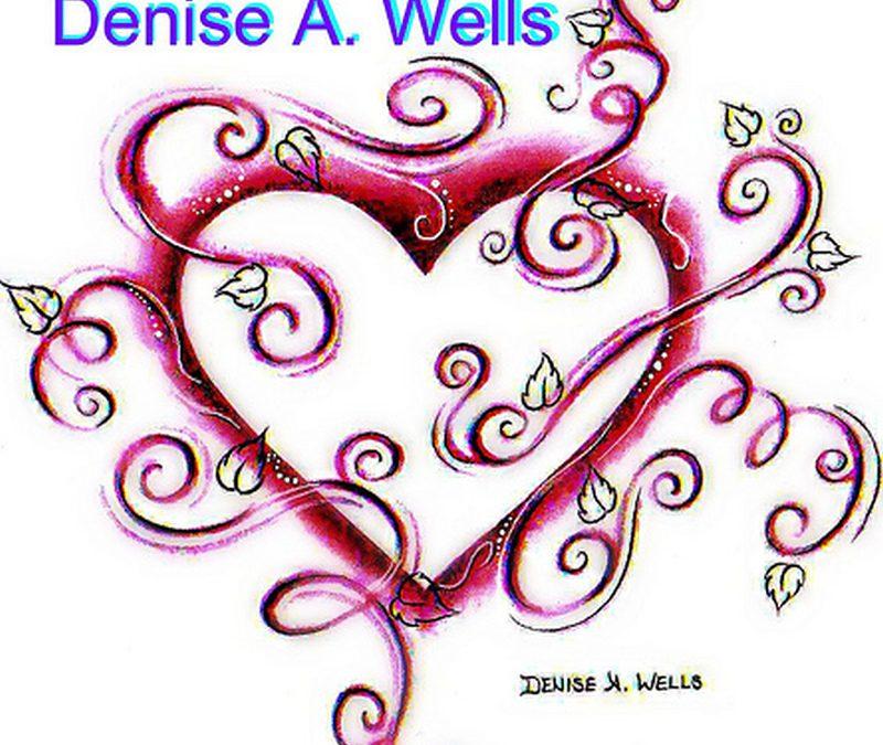Denise a wells heart tattoo sample