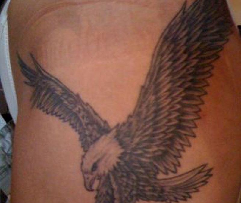 Eagle tattoo image 2