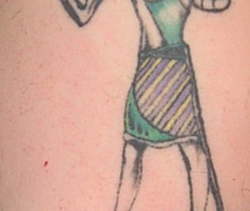 Egyptian tattoo art 2