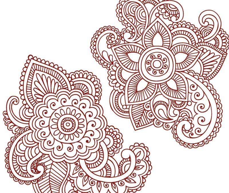 Free henna tattoo designs