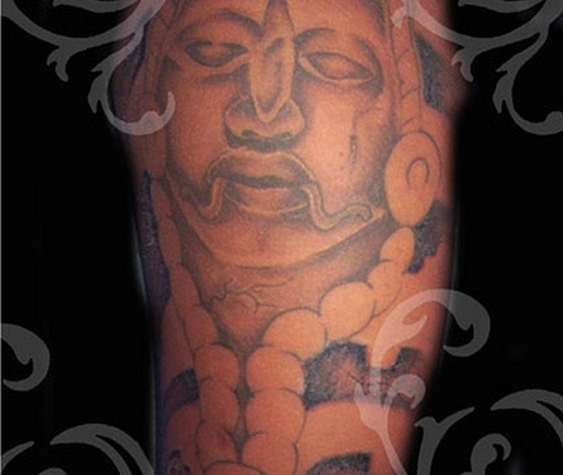 Tattoo aztec04