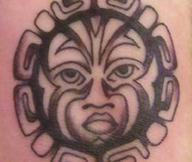 Tattoo aztec06