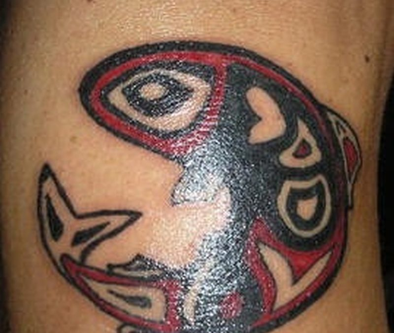 Tattoo aztec28