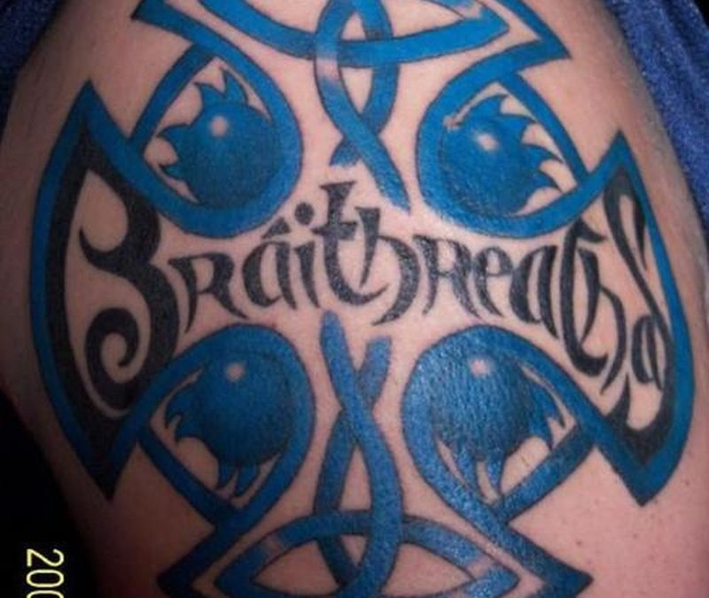 Tattoo celticbrotherhoodtattoo
