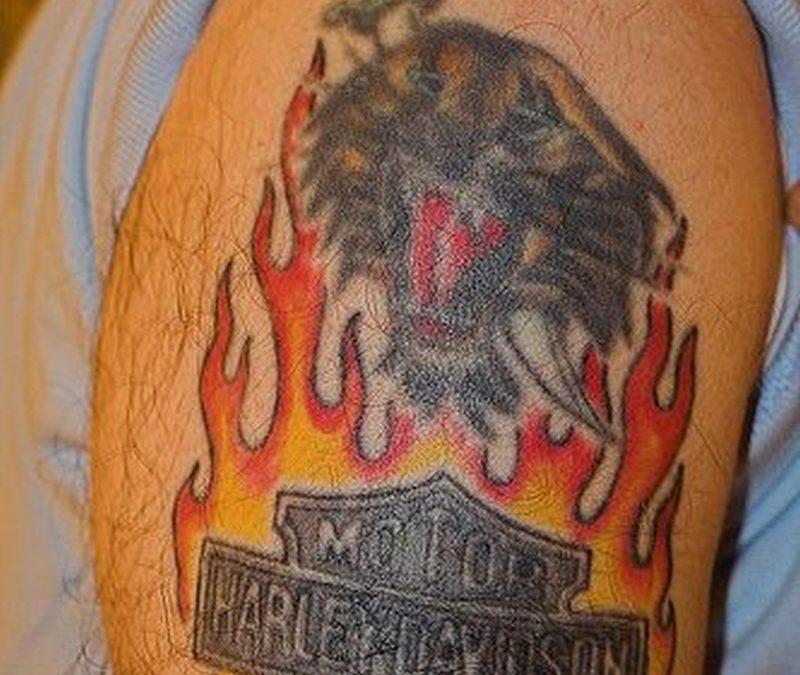Tattoo fire21