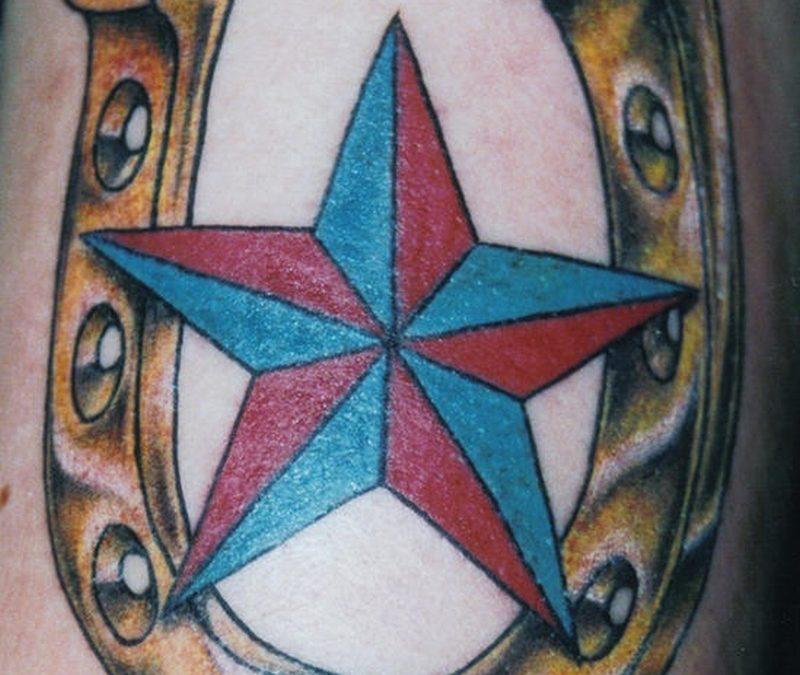 Tattoo horseshoe107