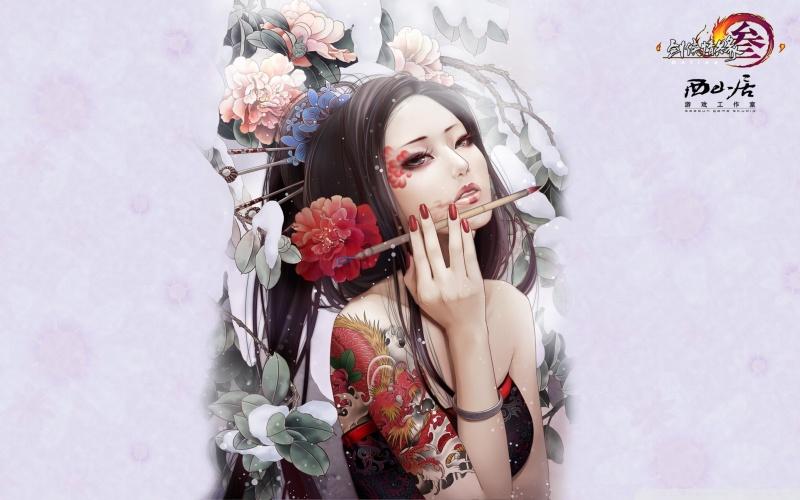 Tattoo wallpaper 3