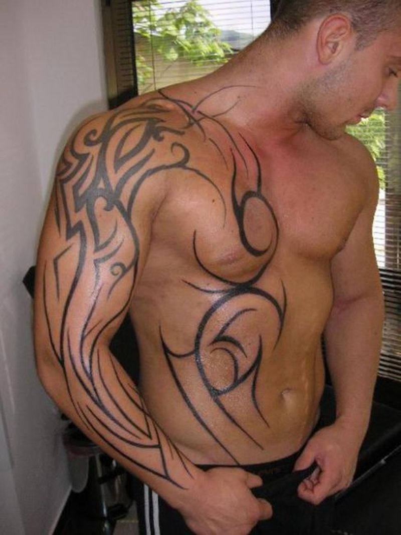 Tribal tattoo1