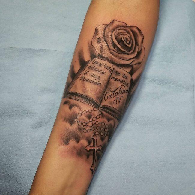 The 60 Best Bible Verse Tattoos For Men
